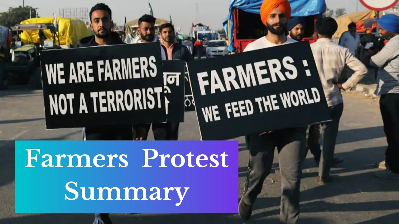 Download Why Farmers are Protesting in India | Farmers Protest Reason | Farmers Protest Punjab Explained