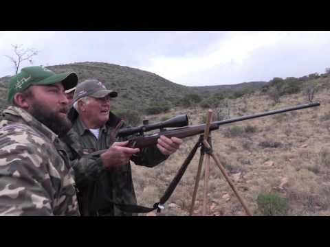 Ken Hayman Hunts a Kudu, Eastern Cape 2015