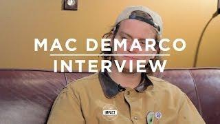 Mac DeMarco Interview @ The Magic Stick