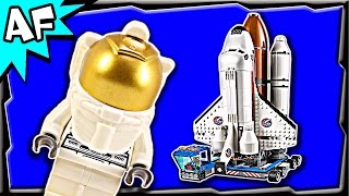 Lego City SPACEPORT 60080 Stop Motion Build Review