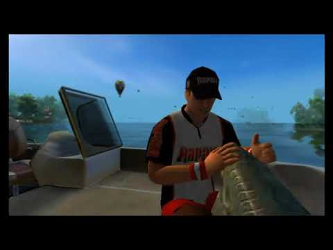 Rapala Pro Bass Fishing Part 1