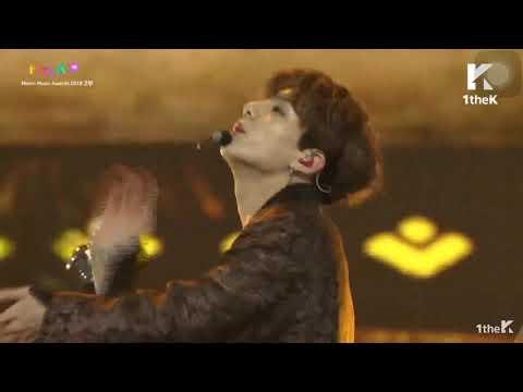 BTS 방탄소년단 MMA 2018 Airplane Pt. 2 @ Melon Music Award