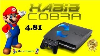 🎮 Atualização CFW 4.81 Habib Cobra Para PS3 Desbloqueado