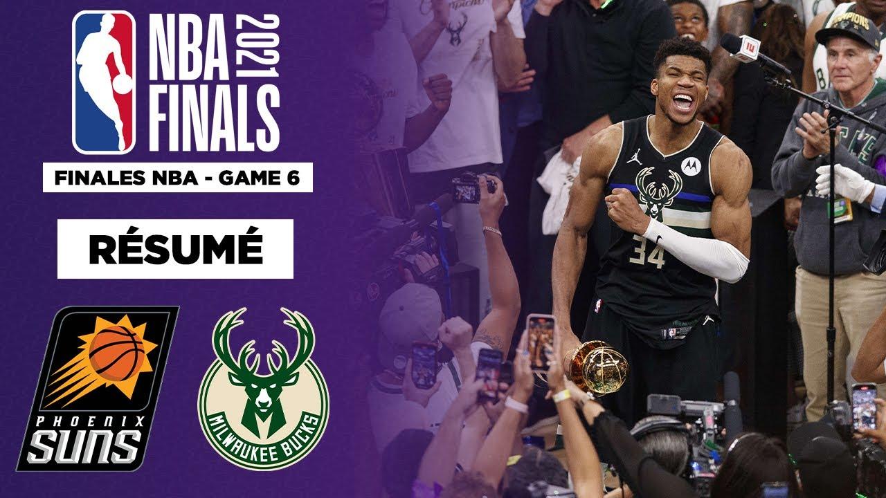 Download Résumé NBA VF : 50 ans après, les Bucks triomphent
