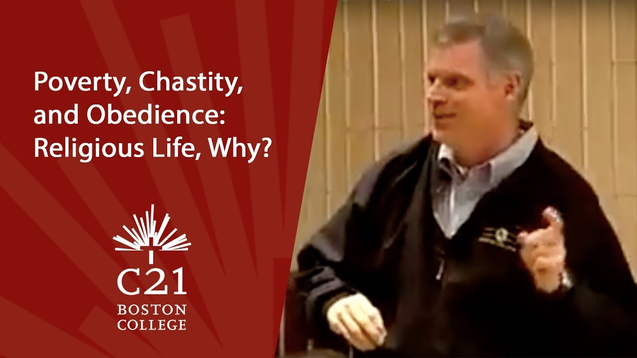 Download Poverty, Chastity, and Obedience: Religious Life, Why? | December 5, 2006