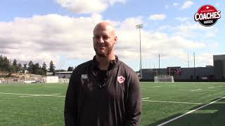 Women's Olympic 7s Coach John Tait discusses 2018 Coaches Week