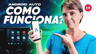 Android Auto: o app do Google que transforma o multimídia em um celular.