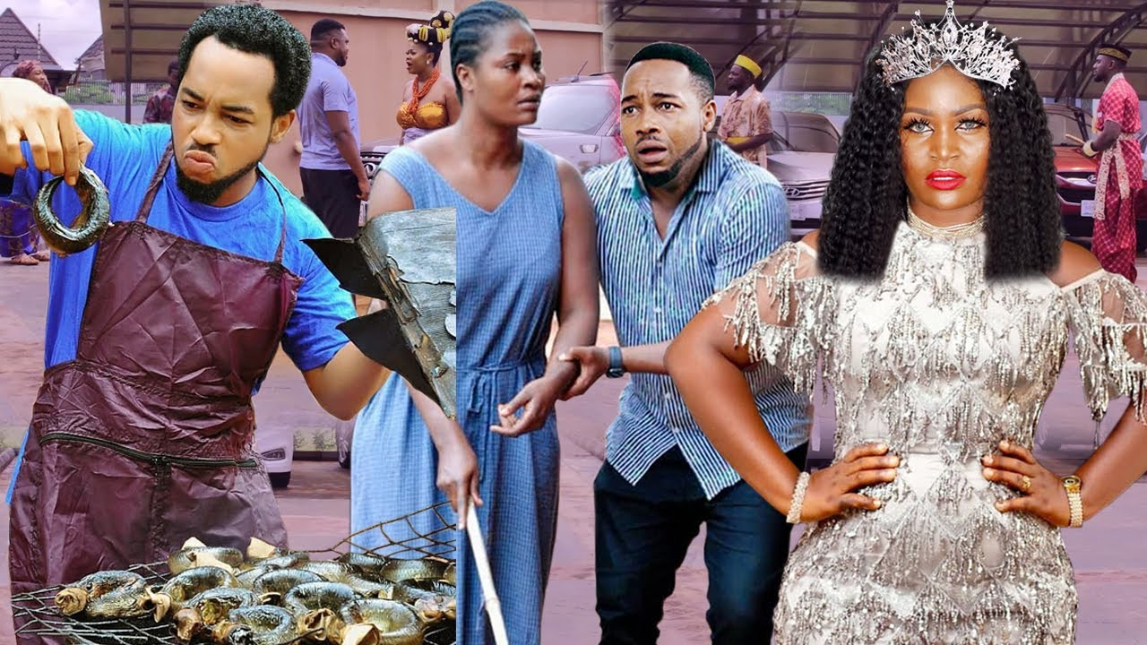 Download THE FISH SELLER AND THE PRINCESS SEASON 1&2 (CHIZZY ALICHI) 2020 LATEST NIGERIAN NOLLYWOOD MOVIE