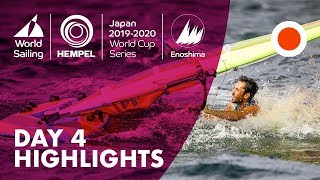 Day 4 Highlights | Hempel World Cup Series Enoshima 2019