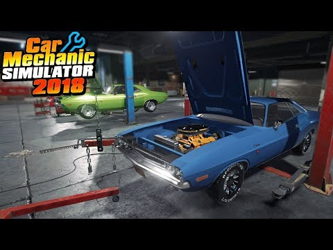 putting-the-engine-in---car-mechanic-simulator-2018