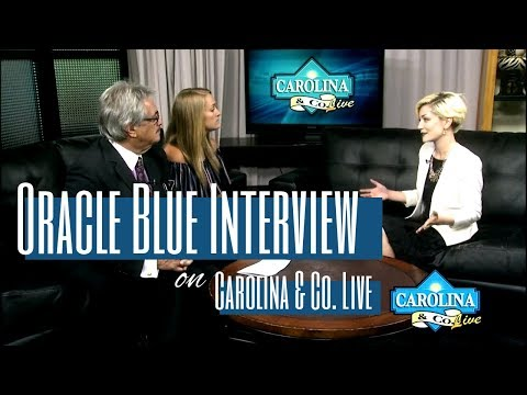 Oracle Blue || Carolina & Co. Live ||  Interview