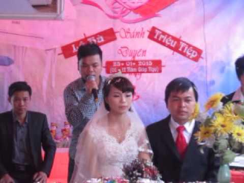 điều bất ngờ xảy ra trong đám cưới