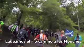 UTMB 2014. Ultra trail du Montblanc 2014.