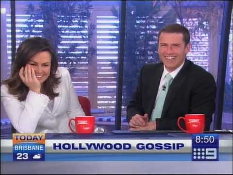 Today Show Funny Bits part 8. The Lost Tapes.