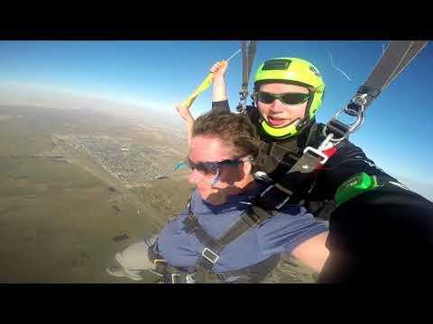 Skydive Saskatoon - david bell