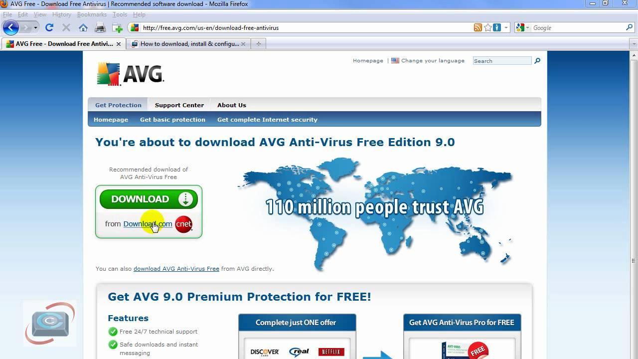 download.com avast free