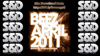 DJ Beez - April 2011 - Track 09 Shorty - BBK (DJ Q & Flex Remix)