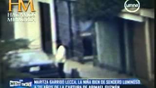la niña de Abimael Guzman, a los 20 años de su captura.