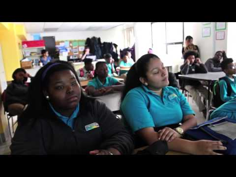 The History of Hip-Hop - Jasmine Griffin - GGP x Conservatory Lab Charter School