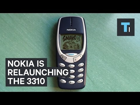 Nokia is reportedly planning a relaunch of the iconic 3310