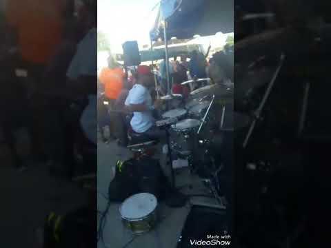 Amazing drummer Tony Taylor