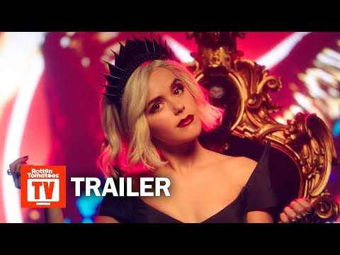 Chilling Adventures of Sabrina Season 3 Trailer | 'Straight to Hell' | Rotten Tomatoes TV