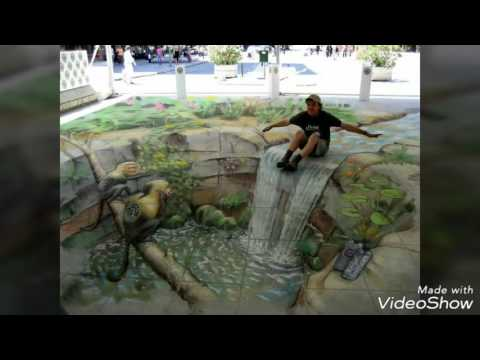 The world's most amazing 3d street art..