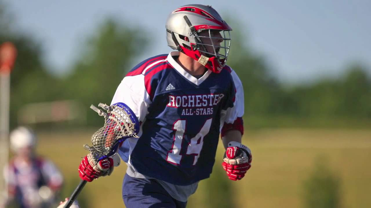 2010 Herb Fitch Section V Boys Lacrosse All Star game ...