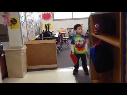 11/20/2012 - Turkey Trott at Abbett Elementary School