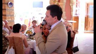 Трогательная песня папы дочке (невесте) на свадьбе. Трогает до слез(подарок отца дочке на свадьбу., 2013-08-07T07:34:06.000Z)
