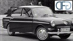 VW 1600 TL Fließheck auf der IAA 1965