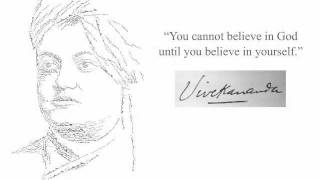 Swami Vivekananda : A Signature Art
