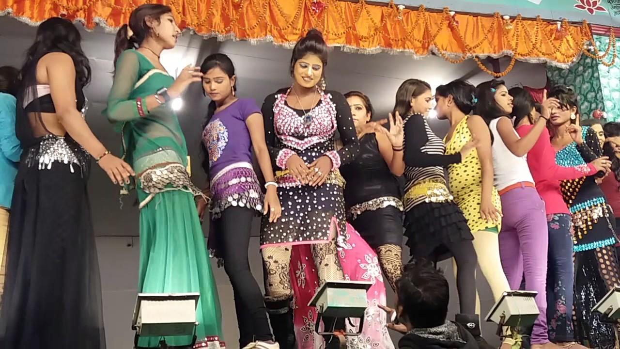 Laika anar manga ta !!gulab vikash theater sonpur 2018!!stage show sexy dance !!
