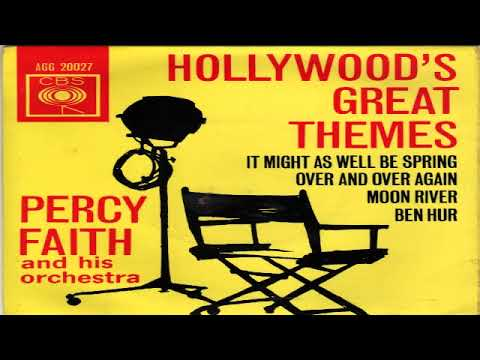 Percy Faith  His Orchestra ‎– Hollywood's Great Themes  (1962)  GMB