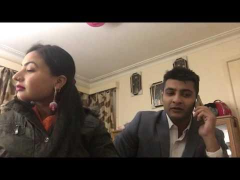 Kalolan | Punjabi Funny Video | Latest Sammy Naz