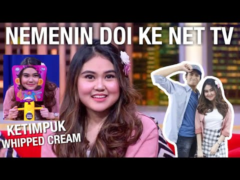 NEMENIN INDY KE NET TV + Main bareng keluarga pacar