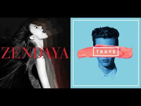 Touch Replay (Mashup) - Zendaya & Troye Sivan