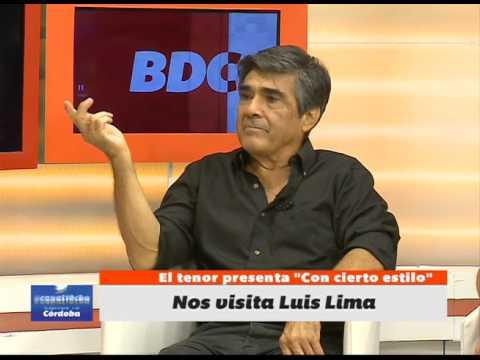 Luis Lima en Bien De Córdoba (BDC)