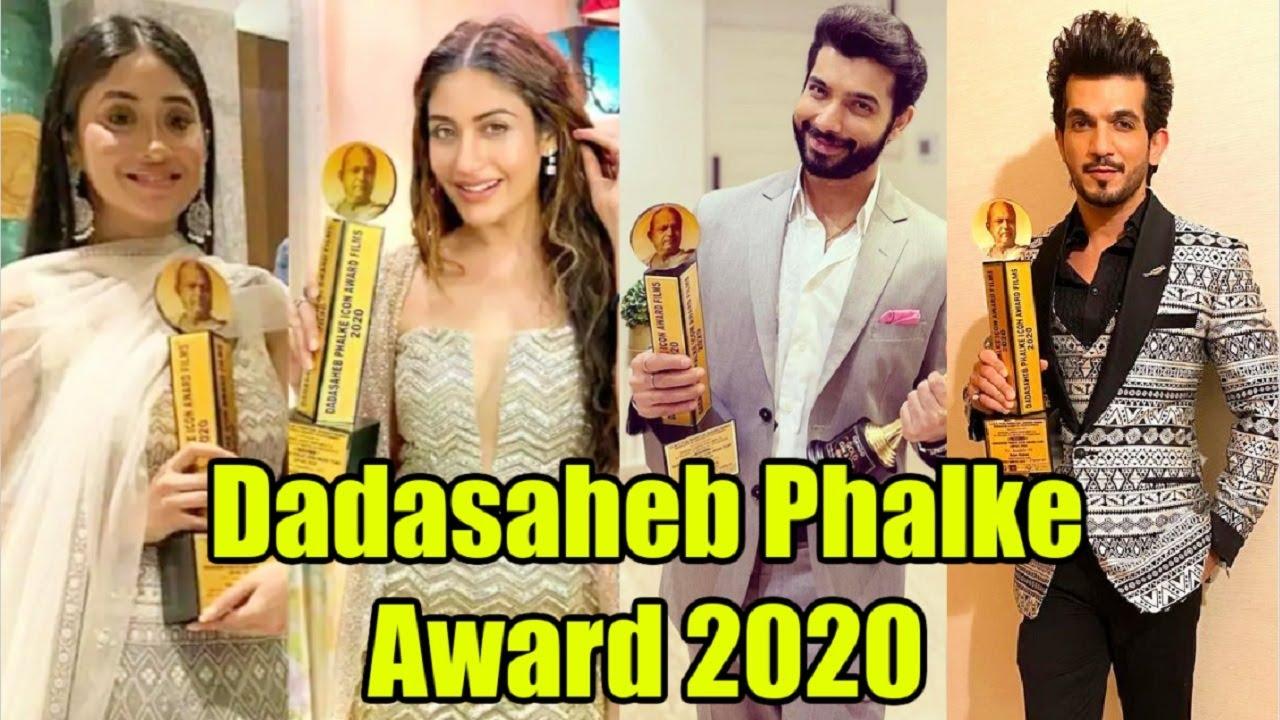 Dadasaheb Phalke Award 2020 FULL Video