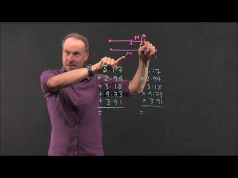 Logarithms: What problem was Napier trying to solve?