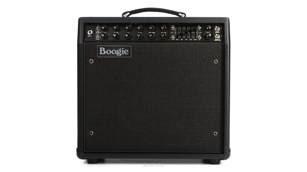 Mesa Boogie Mark Five 35 Combo im Test   GITARRE & B on