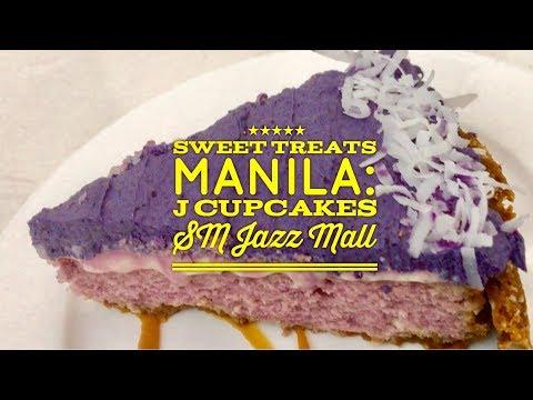 Sweet Treats Manila: J. Cuppacakes Bakery All Day Breakfast Cafe SM Jazz Mall Makati