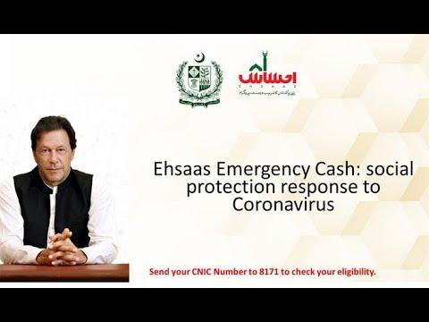 SAPM Dr.Sania Nishtar Explains detail of Ehsaas Emergency Cash Program