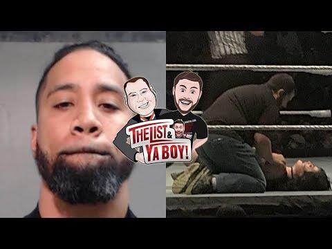 The List & Ya Boy #55!: Bruce Prichard Appears, WWE Signings, Roman Reigns Steroid Rumors, Paige