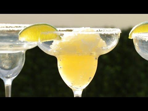 Nina Jackson - Cinco De Mayo Recipe: Homemade Frozen Margaritas