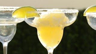 Homemade Frozen Margaritas