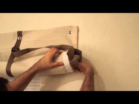 Tutorial - Operating our Soundproofing Curtain