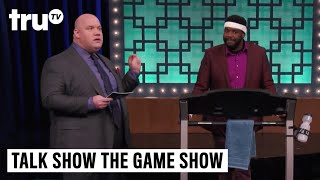 Talk Show the Game Show - Bonus Game: Treadmill Trapping with Ron Funches | truTV