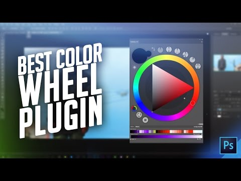 Coolorus - Best Photoshop Color Wheel Plugin!
