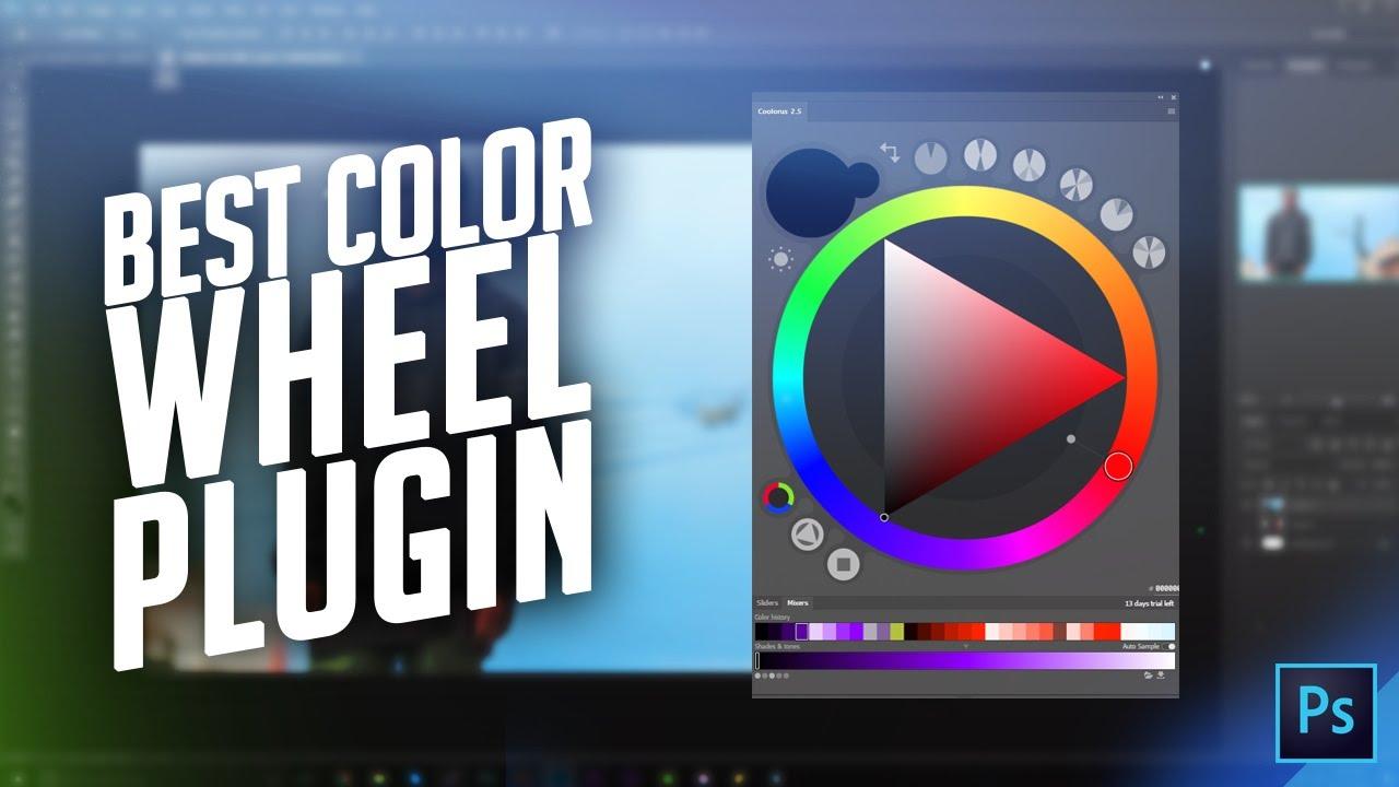 Coolorus Best Photoshop Color Wheel Plugin Youtube